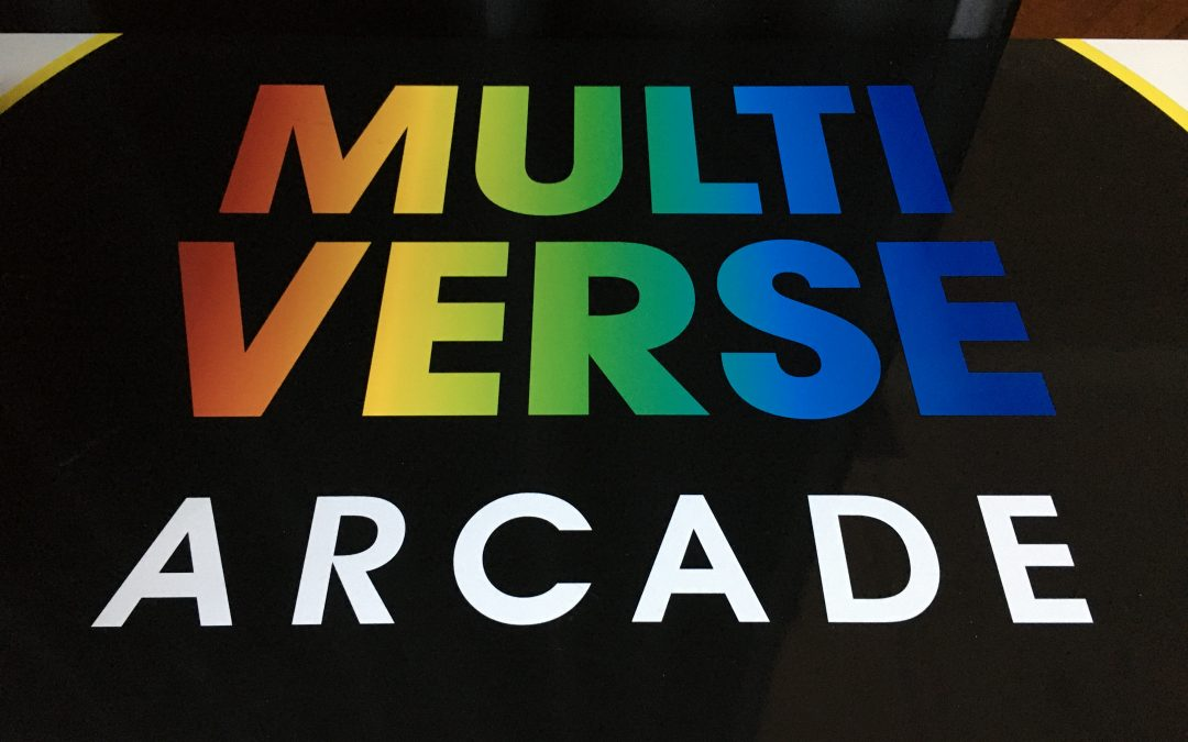 Multiverse Arcade Comes to Cowgate